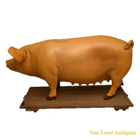 Anatomical pig model - van Leest Antiques (9)