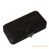 Artificial Leech in  original case - van Leest Antiques  (10)