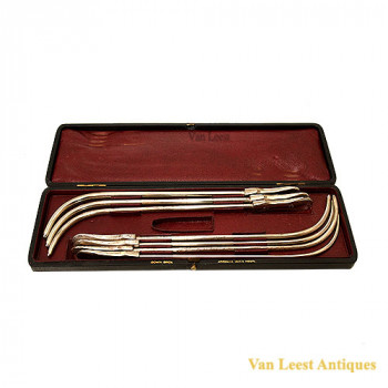 Dilator Set with 7 dilators, Down Bros London - van Leest Antiques (2)