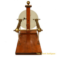 Maison Benevolo wintertype electrostatic machine - van Leest Antiques (2)