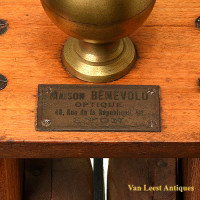 Maison Benevolo wintertype electrostatic machine - van Leest Antiques (6)